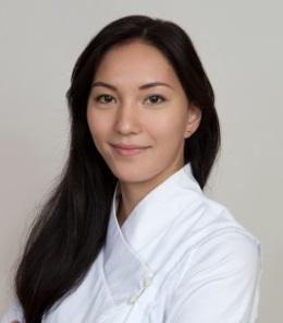 Гринина Дарья Петровна, Врач-офтальмолог, специалист по ортокератологии