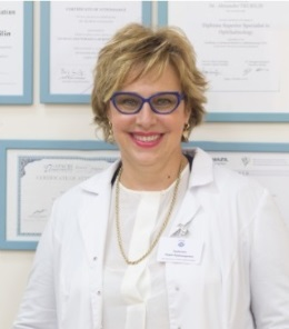 Трубилина Мария Александровна, д.м.н., офтальмохирург